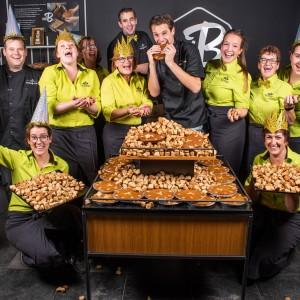 2x Gouden Bekroning voor onze bakkers